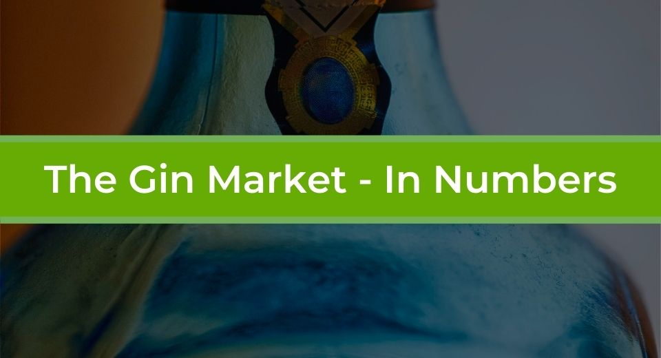 Gin Market Stats and Facts