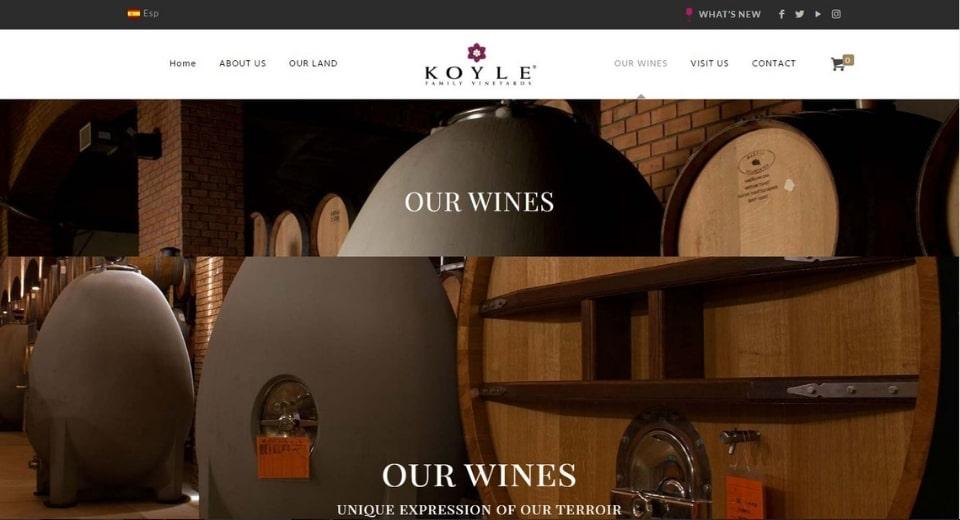 koyle-wines